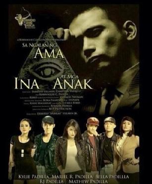 Sa Ngalan ng Ama Ina at mga Anak poster