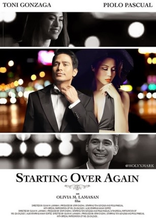 starting over agian poster